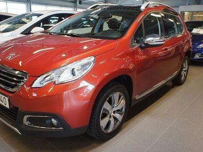 begagnad Peugeot 2008 Allure 82 Hk Automat Glastak