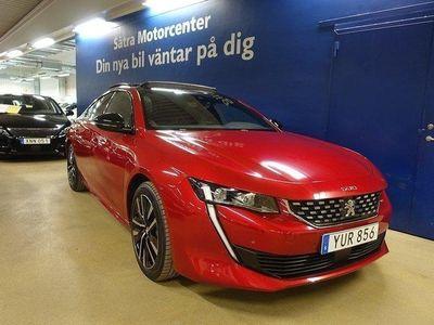 begagnad Peugeot 508 GT 1.6 PureTech EAT Euro 6 225hk