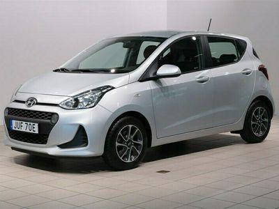 begagnad Hyundai i10 1.0 5d Trend PDC Bluetooth 2020, Halvkombi 109 900 kr