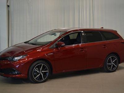 begagnad Toyota Auris Touring Sports Hybrid 1.8 INTENSE EDITION
