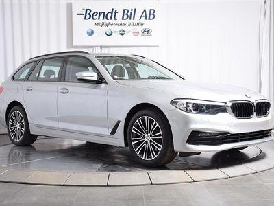 gebraucht BMW 520 d xDrive/Sportline/Värmare/HiFi