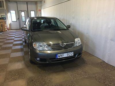 begagnad Toyota Corolla 1.6