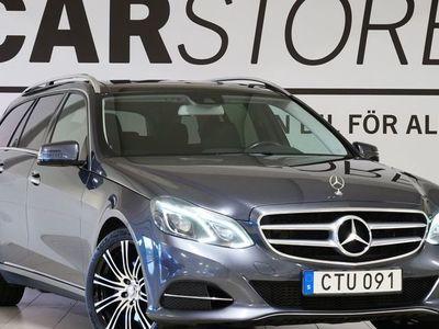 begagnad Mercedes E250 - Benz4Matic Drag Värmare V - hjul