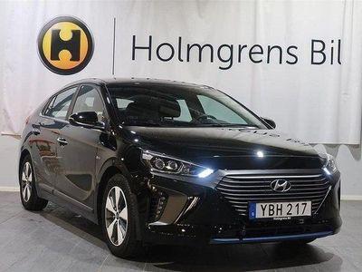 begagnad Hyundai Ioniq Plug-In Premium Plus (141hk) Na