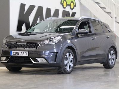 begagnad Kia Niro Hybrid 1.6 GDi DCT | Pluspaket 1 2018, SUV 214 900 kr