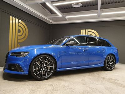 begagnad Audi RS6 Performance 4.0 TFSI Quattro Design 605hk