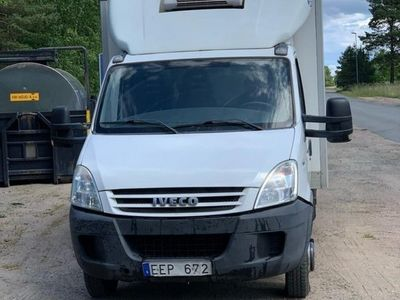 begagnad Iveco Daily Kylbil