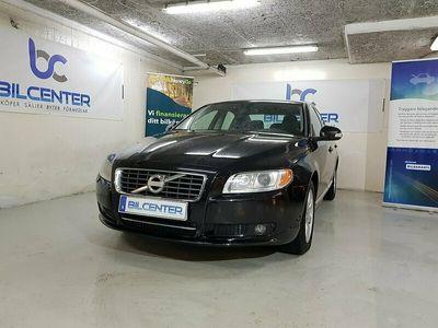 begagnad Volvo S80 2.5T Flexifuel DRIVe Momentum 231Hk | Nybesiktigad