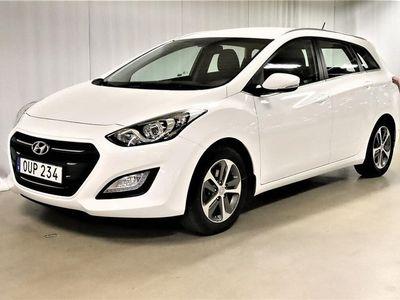 begagnad Hyundai i30 Ki 1.6 CRDi ISG D7 Comfort