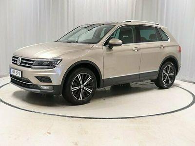 begagnad VW Tiguan 2.0TDI 4 Motion Automat Drag Värmare 2018, SUV Pris 269 800 kr