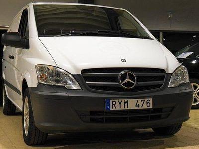begagnad Mercedes Vito 113 CDI (136hk) Automat/