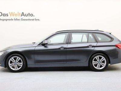 begagnad BMW 320 d xDrive Touring Steptronic Sportline/Drag