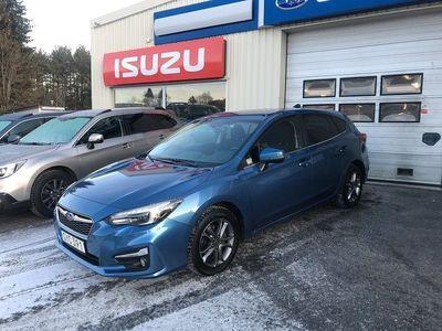 """begagnad Subaru Impreza 2.0i Active CVT """"Demo bil"""""""