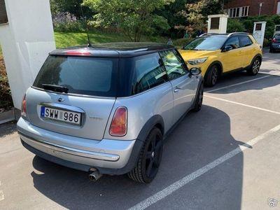 käytetty Mini Cooper one 1,6 -02