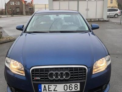 begagnad Audi A4 2,0 TDI QUATTRO