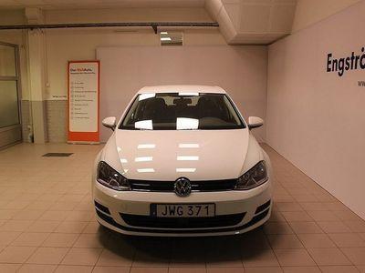 begagnad VW Golf TSI 110HK DSG