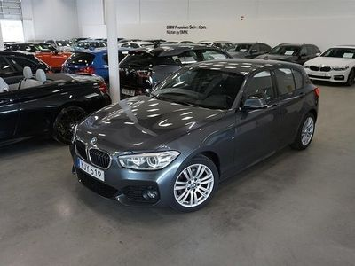 begagnad BMW 118 d xDrive 5d LCI M-Sport LED PDC