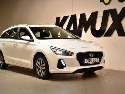 begagnad Hyundai i30 Wagon 1.0 T-GDI SÖNDAGSÖPPET 24 11 blue Euro 6 2018, Personbil 134 900 kr