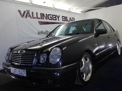 begagnad Mercedes E320 5G-Tronic(220hk)Besiktad,Servad