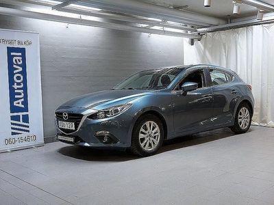 begagnad Mazda 3 Sport 2.2 SKYACTIV-D Euro 6 150hk