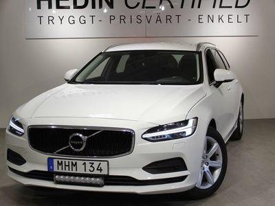 begagnad Volvo V90 D4 190Hk Momentum Aut Drag Vinterhjul
