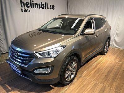 begagnad Hyundai Santa Fe Business-5 2.2 CRDi-R A6 4WD -13