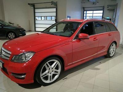 begagnad Mercedes C220 CDI 170hk Aut AMG kombi