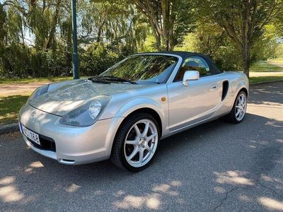begagnad Toyota MR2 Roadster 1.8 141hk