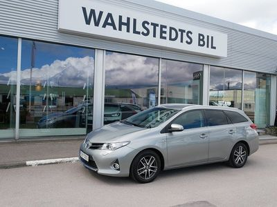 begagnad Toyota Auris Touring Sports HYBRID Edition fe