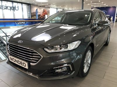 begagnad Ford Mondeo Kombi Hybrid P-lease 3595:- TITANIUM