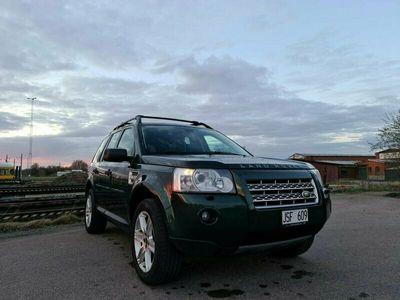 begagnad Land Rover Freelander 2 FREELANDER