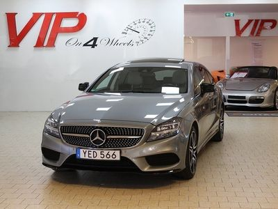 begagnad Mercedes CLS500 Shooting Brake CLS-Klass(408hk) 4Matic AMG Sport 9G-Tronic