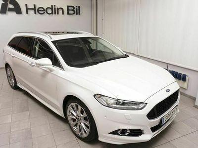 begagnad Ford Mondeo 2.0 TDCI 180hk Aut Business HGV (Värmare+Drag)