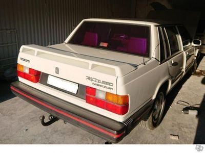 used Volvo 740 Turbo -88