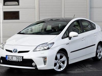 begagnad Toyota Prius 1.8 Hybrid i nyskick -13
