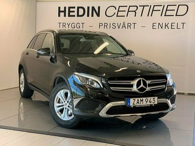 begagnad Mercedes GLC220 d 4MATIC SE-EDITION//Värmare//Drag