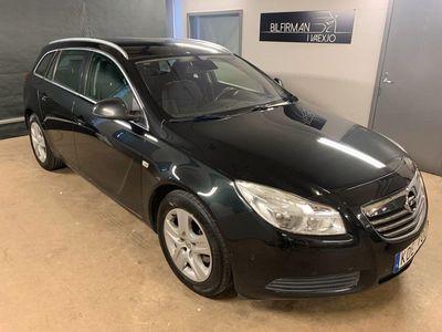 begagnad Opel Insignia Sports Tourer 2.0 CDTI 160hk