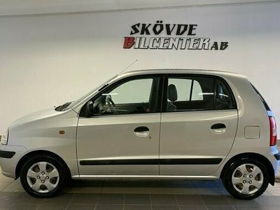 begagnad Hyundai Atos Prime 1.1 alning 2004, Halvkombi Pris 13 500 kr