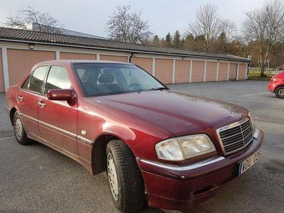 begagnad Mercedes C240
