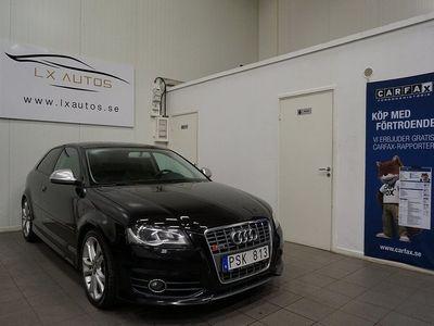 gebraucht Audi S3 2.0 TFSI Quattro / M-VÄRM / SVENSK