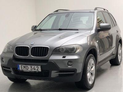 begagnad BMW X5 3.0d xDrive3.0dA, E70 (235hk)