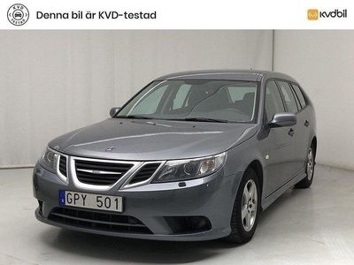 begagnad Saab 9-3 1.8t BioPower SportCombi (150hk)
