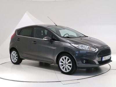 begagnad Ford Fiesta Titanium 1.0T EcoBoost 100hk