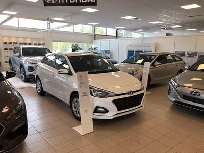 begagnad Hyundai i20 1.25 Life 84hk