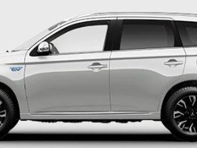 brugt Mitsubishi Outlander P-HEV REPHEV 4WD S-Edition