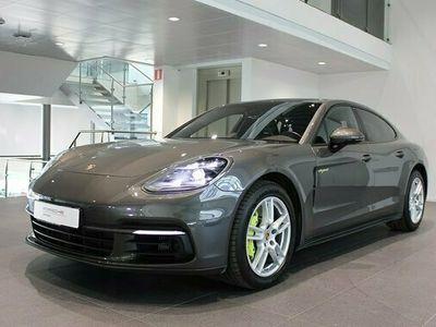 begagnad Porsche Panamera 4 E-Hybrid 2018, Halvkombi Pris 845 000 kr