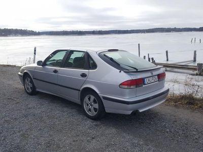 begagnad Saab 9-3 T5 Skatt&Bes Lågmil med fix -99