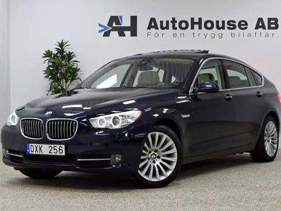begagnad BMW 535 Gran Turismo d xDrive -12