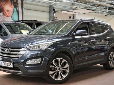 begagnad Hyundai Santa Fe 2.2 CRDi 4WD | Premium | Pano 200hk