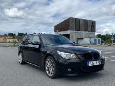 begagnad BMW 530 E61 xd